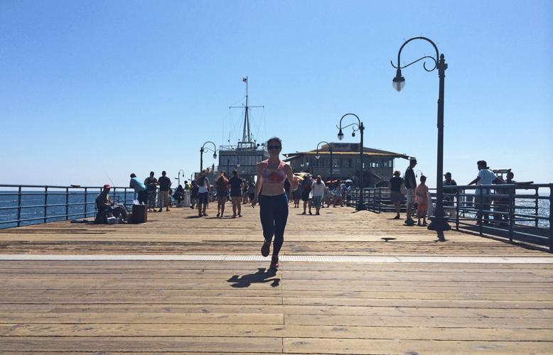 Voglia di mare: parti per le spiagge di Santa Monica, senza pensieri