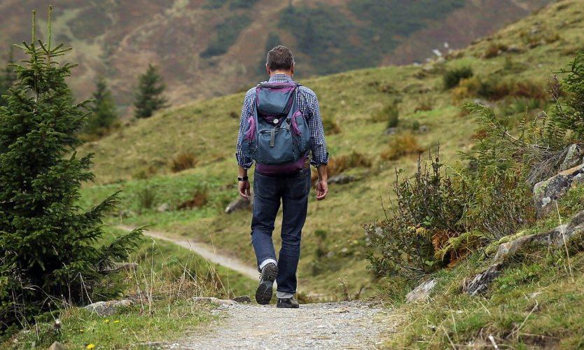 Trekking: Il sentiero Italia passa anche per l'Umbria